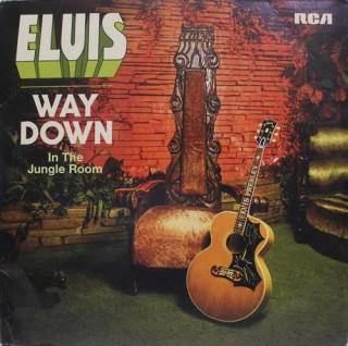 Elvis Presley – Way Down in the Jungle Room - 88985318111 - 2LP Set