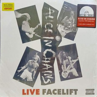 Alice In Chains – Live Facelift - 88985374931 - LP Record