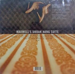 Maxwell - Maxwell's Urban Hang Suite - 88985317601 - Coloured Dics - 2LP Set