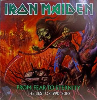 Iron Maiden – From Fear To Eternity - The Best Of 1990-2010 - 50999 0273651 8 - Picture Dics - 3LP Set