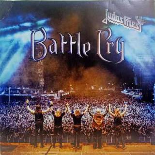 Judas Priest – Battle Cry - 8985302261 - 2LP Set