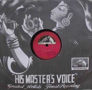Nissar Hussain Khan - N.88215 - 78 RPM