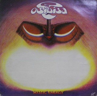 Osibisa - Mystic Energy - CABLP 1002 - (Condition 90-95%) - LP Record