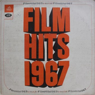 Film Hits 1967 - 3AEX 5168  -  (Condition 90-95%) - LP Record