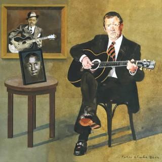 Eric Clapton's - Robert Johnson - 093624842316 - Cover Book Fold - LP Record