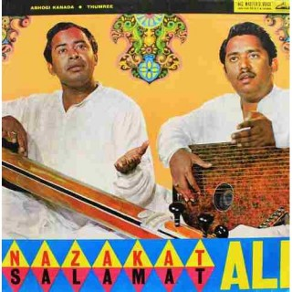 Nazakat Ali Khan & Salamat Ali Khan - EALP 1282 - LP Record