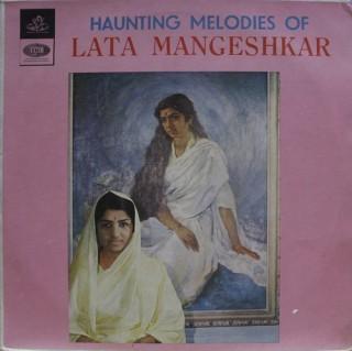 Lata Mangeshkar - Haunting Melodies - 3AEX 5131 - (Condition - 80-85%) - Angel First Pressing - LP Record