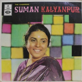 Suman Kalyanpur - The Charming - 3AEX 5215 - Odeon First Pressing - LP Record