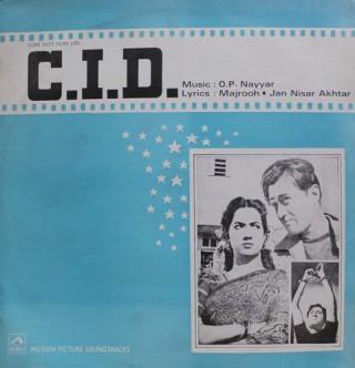 C. I. D. - ECLP 5614 - LP Record