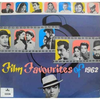 Film Favourites Of 1962 - MOCE 1082 - Odeon First Pressing - (Condition 90-95%) - LP Record