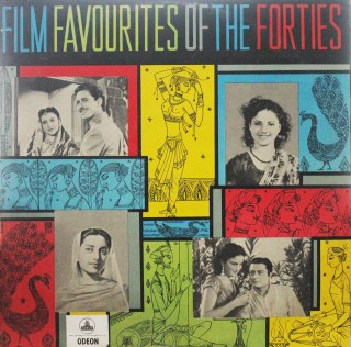 Film Favourites Of The Forties Vol. ll - MOCE 1076 - Odean First Pressing - (Condition - 85-90%) - LP Record