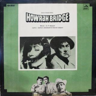 Howrah Bridge - HFLP 3644 - LP Record