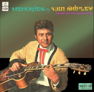 Van Shipley - Memories - S/MOCEC 4044 - (Condition 80-85%) - Cover Reprinted - LP Record