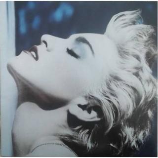 Madonna - True Blue - 7599 254421 - (Condition 90-95%) - LP Record