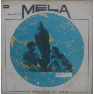 Mela - LKDA 191 - (Condition 85-90%) - LP Record