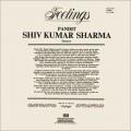 Shiv Kumar Sharma (Feelings) Santoor - ECSD 2997 - (Condition 85-90%) - Cover Reprinted - LP Record