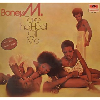 Boney M. - Take The Heat Off Me - 2310 530 - Reprinted LP Cover Only