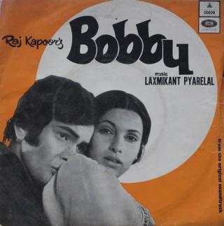 Bobby - EMOE 2346 - EP Record