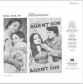 Agent 009 - 45NLP 1123 - (Condition 90-95%) - Cover Reprinted - LP Record