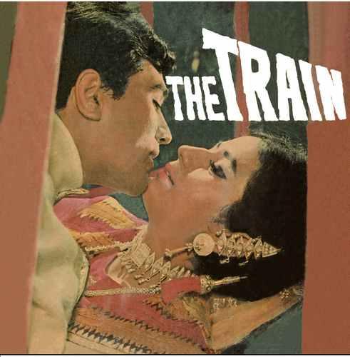 The Train - FLP 1005 - (Condition 90-95%) - Cover Reprinted - LP Record