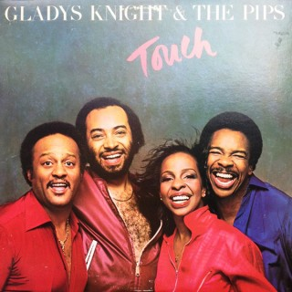 Gladys Knight & The Pips - Touch - CBS 10060 - LP Reprinted Cover