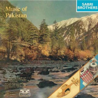 The Sabri Brothers ‎– Music Of Pakistan – 0043 - (Condition - 90-95%) – Cover Reprinted - LP Record