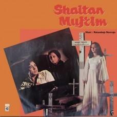 Shaitan Mujrim - 45NLP 1072 - (Condition 90-95%) - Cover Reprinted - LP Record