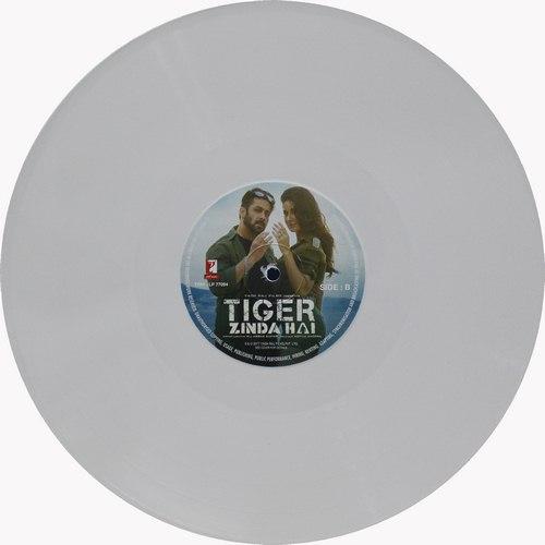 Tiger Zinda Hai - YRM LP 77094 - Solid White - LP Record