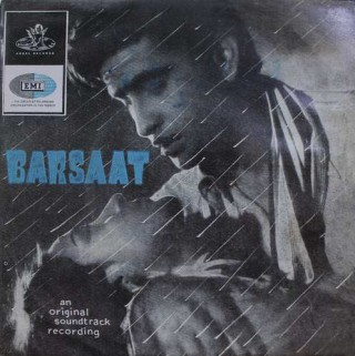 Barsaat - TAE 1321 - (Condition - 90-95%) - Cover Reprinted - EP Record