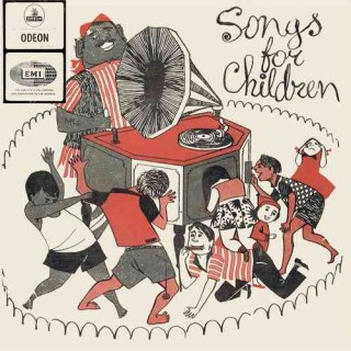 Songs For Children - TAE 1205 - (Condition - 80-85%) - Cover Reprinted - EP Record
