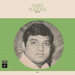 Aziz Nazan Qawwal - SEDE 3352 - (Condition 85-90%) - Cover Reprinted - SP Record