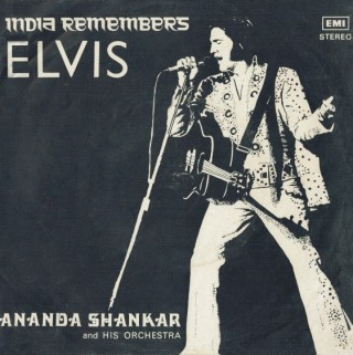 India Remembers Elvis – Ananda Shakar And His Orcheshtra – S/7EPE 3201 - Cover Reprinted - EP Record