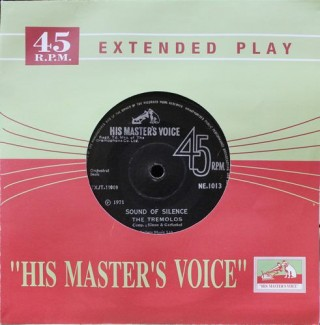 The Tremolos – Sound Of Silence / Pearl Harbour - NE.1013 - (Condition 85-90%) - EP Record