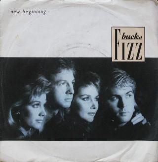 Bucks Fizz – New Beginning - 885 040-7 - (Condition 90-95%) - EP Record