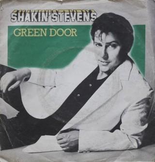 Shakin' Stevens – Green Door - EPC A 1354 – Cover Good Condition - EP Record