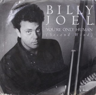 Billy Joel – You're Only Human (Second Wind) - 38-05417 - Cover Good Condition - EP Record