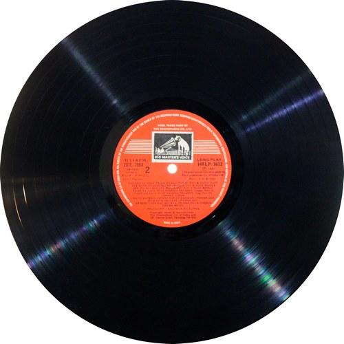 Sharabi & Manzil - HFLP 3622 - LP Record