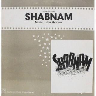 Shabnam - HFLP 3561 - LP Record