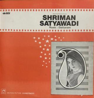 Shriman Satyawadi - HFLP 3555 - LP Record