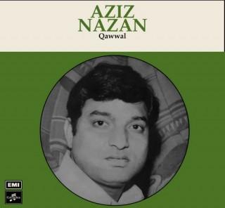 Aziz Nazan Qawwal Jhoom Sharabi - SLDE 4002 - Cover Reprinted - Super 7