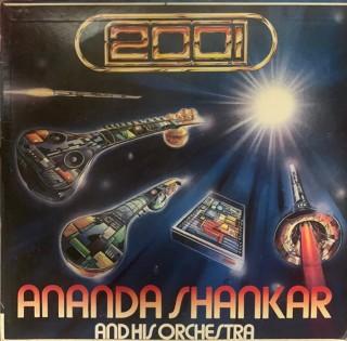 Ananda Shankar And His Orchestra (2001) - ECSD 41539 - LP Record