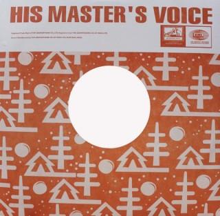 78 RPM - HMV Orange Cover - 100 Pieces