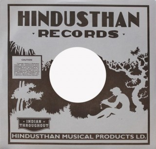 78 RPM - Hindustan Cover - 25 Pieces