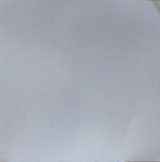 """LP White Plain Cover - 12"""" 10 Pcs"""