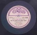 Madari (Punjabi Film) - FT. 17589 - 78 RPM