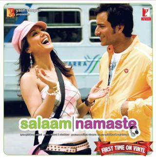 Salaam Namaste – YRM LP 77028 - Black Coloured - LP Record - IN STOCK