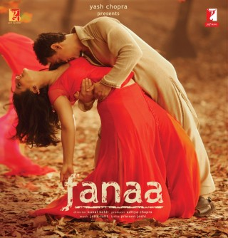 Fanaa - YRM LP 77077 - Cover Book Fold - Golden Coloured - LP Record - Expected till August