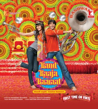 Band Baaja Baaraat - YRM LP 77052 - Black Coloured - LP Record - IN STOCK