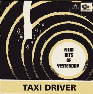 Taxi Driver - TAE 1487 - (Condition 90-95%) - Cover Reprinted - EP Record