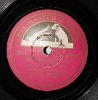 Habib Wali Mohammad  - Ghazals - N. 88287 - 78 RPM